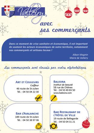 Flyer commerçants 1